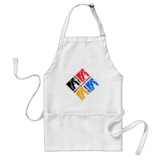 The Fate of Gary Wooten Adult Apron