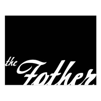 The Father Post Card