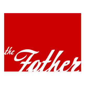 The Father Postcard