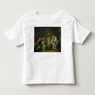 The Father's Curse or The Ungrateful Son, 1777 Toddler T-shirt