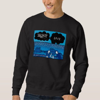 The Fault In Our Stars Collage Pull Over Sweatshirt