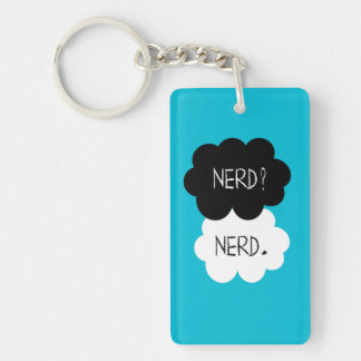 The Fault In Our Stars Parody Keychain