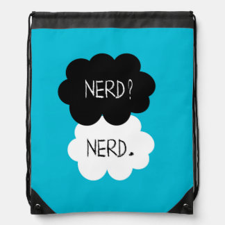 The Fault In Our Stars Parody Drawstring Backpacks