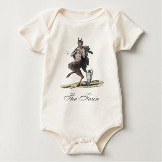 The Faun Baby Bodysuit