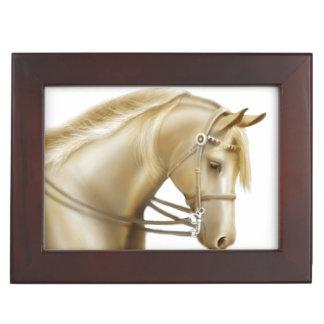 The Favorite Show Horse Equestrian Keepsake Box