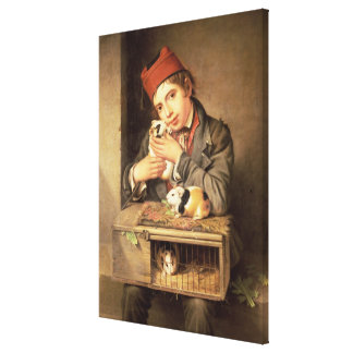 The Favourite Canvas Print