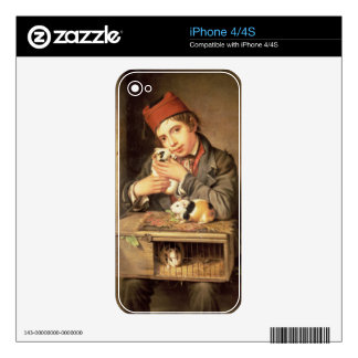 The Favourite Skin For The iPhone 4S