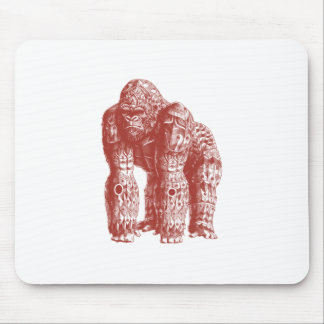 THE FEARLESS ONE MOUSE PAD