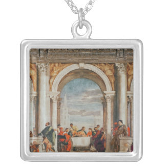 The Feast in the House of Levi Custom Necklace