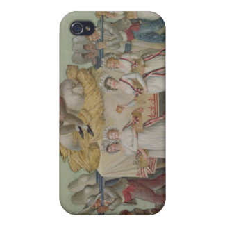 The Feast of Agriculture in 1796 at Paris iPhone 4 Cases