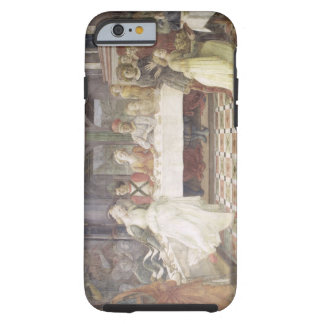 The Feast of Herod (fresco) (see also 60432) Tough iPhone 6 Case