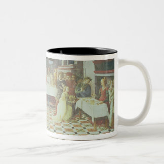 The Feast of Herod, from the cycle of The Lives of Mugs