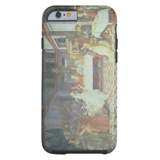 The Feast of Herod, from the cycle of The Lives of Tough iPhone 6 Case