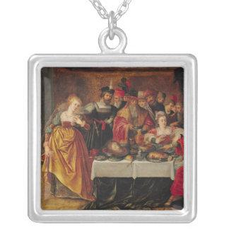 The Feast of Herod Custom Necklace