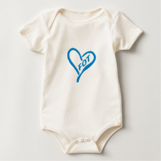 The Feast of Tabernacles Childern, Lion and, Lamb Baby Bodysuit