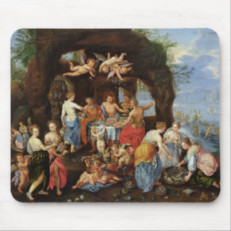 The Feast of the Gods Mouse Pad