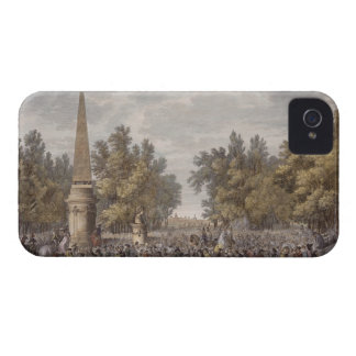 The Feast of Virgil at Mantua, 24 Vendemiaire, Yea iPhone 4 Case-Mate Cases