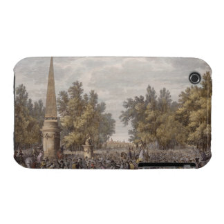 The Feast of Virgil at Mantua, 24 Vendemiaire, Yea iPhone 3 Case-Mate Cases