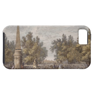 The Feast of Virgil at Mantua, 24 Vendemiaire, Yea iPhone 5 Case