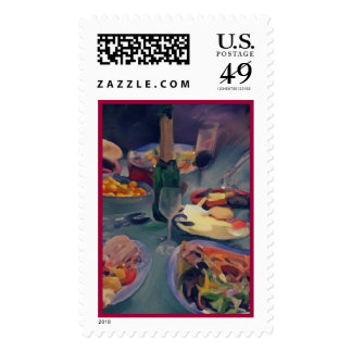 The Feast Postage