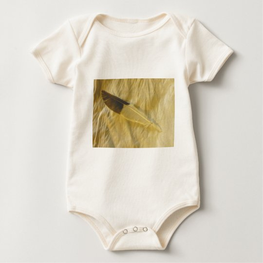 The Feather Baby Bodysuit