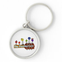 The Feathertons Keychain