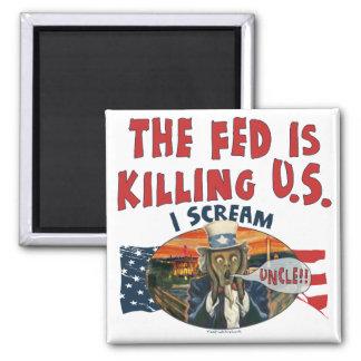 The Fed is Killing U.S. Magnet