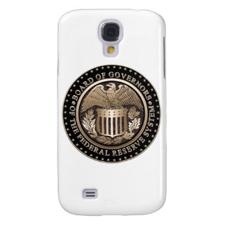 The Federal Reserve Galaxy S4 Case