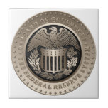 The Federal Reserve Ceramic Tile