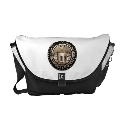 The Federal Reserve Commuter Bag