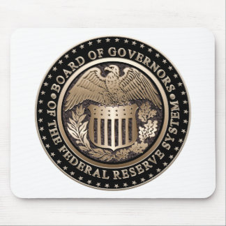 The Federal Reserve Mouse Pad