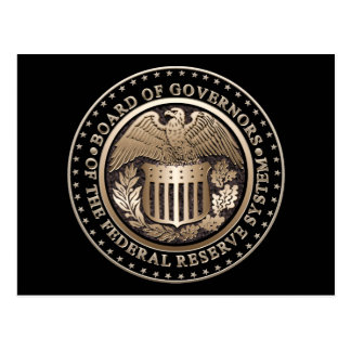The Federal Reserve Postcard