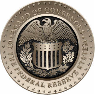 The Federal Reserve Statuette