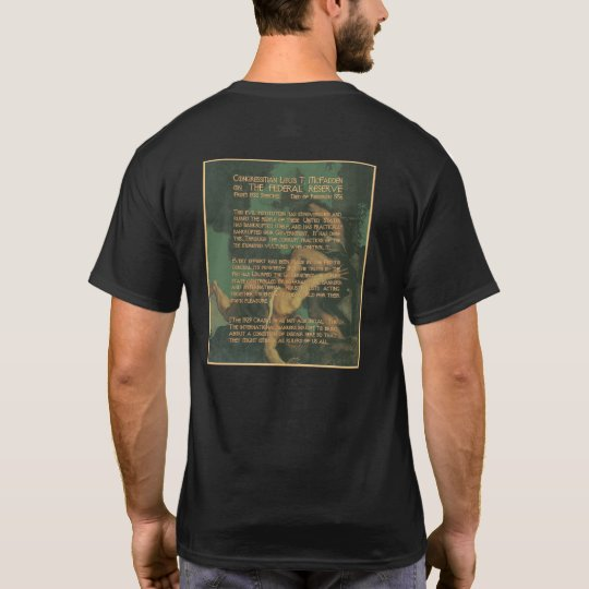 The Federal Reserve T-Shirt