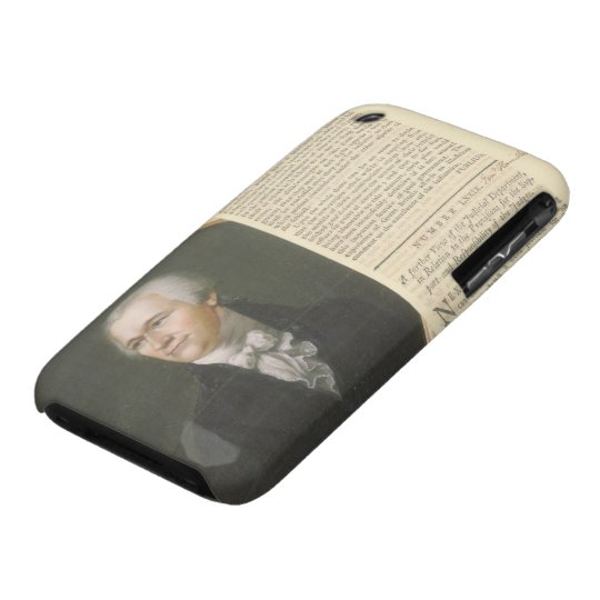 The Federalist 1st edition Case-Mate iPhone 3 Case