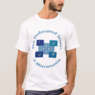 The Federated States of Micronesia T-Shirt