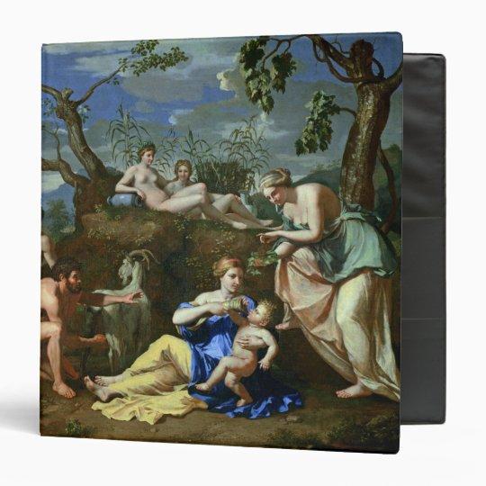 The Feeding of the Child Jupiter, c.1640 3 Ring Binder