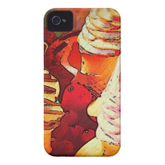The feel of Icecream Case-Mate iPhone 4 Case