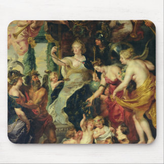 The Felicity of the Regency, 1621-25 Mouse Pad