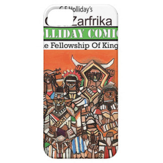 The Fellowship of Kings (Zarfrika) iPhone SE/5/5s Case