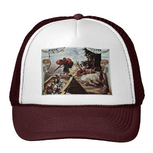 The Fellowship Of Odysseus Steal The Cattle Trucker Hats