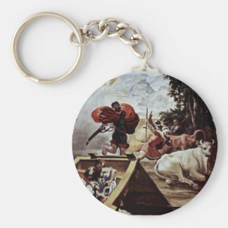 The Fellowship Of Odysseus Steal The Cattle Key Chains