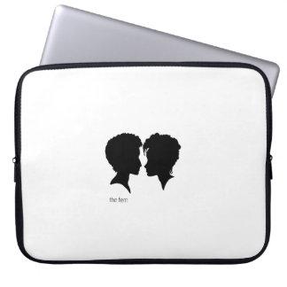 The Fem Logo Laptop Case