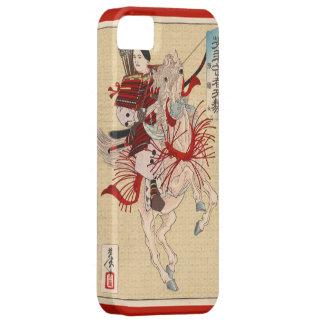 The Female Warrior Hangaku iPhone 5 Case