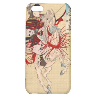 The Female Warrior Hangaku Case For iPhone 5C