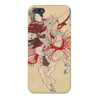 The Female Warrior Hangaku Cover For iPhone 5