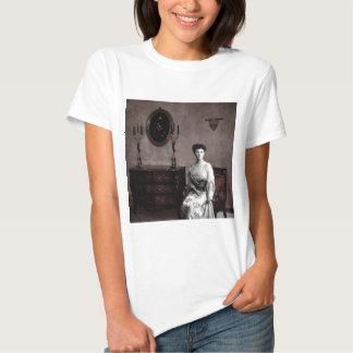 The feminine ghost shirt