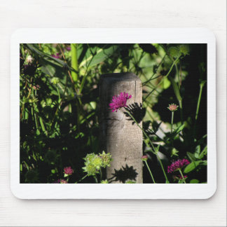 The Fence Post Mouse Pad