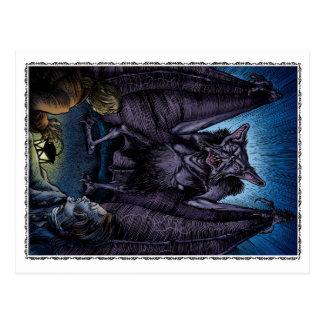 The Fenstanton Witch Postcard