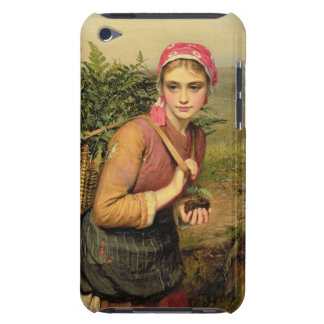 The Fern Gatherer Barely There iPod Covers